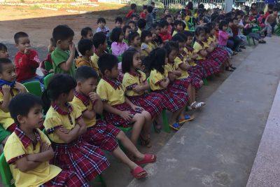 """Hội thi """" Kể chuyện về  tấm gương đạo đức Hồ Chí Minh""""  của cô và trò nhà trường, gặt hái được nhiêu thành công"""